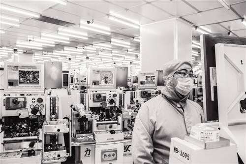 中国芯片产业存40万人才缺口!工资太低成痛点