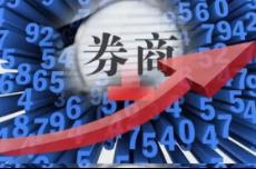 券商股罕见连涨三天 为何低价券商股拉升更猛