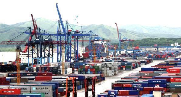 商务部:中俄贸易突破1000亿美元大关
