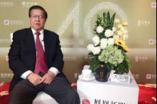 """专访龙永图:""""真想有一天中国能在进口上超过美国"""""""