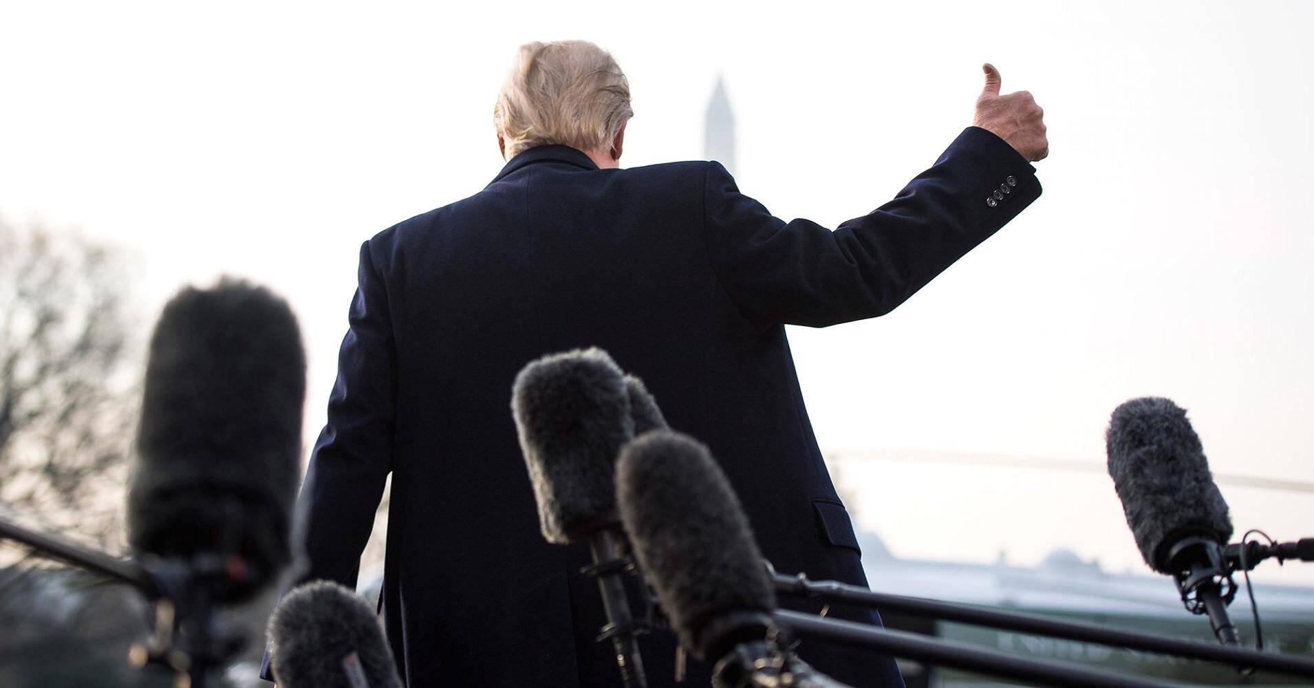 外媒:任职一年 特朗普如何塑造美国外交政策?