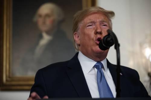 """发生了什么?特朗普突然说""""我们的问题不在中国"""""""