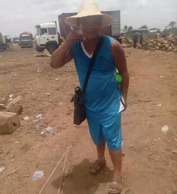 中企员工在尼日利亚遭绑架 绑匪好吃好喝供着