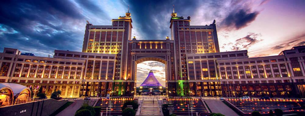 阿斯塔纳:中亚腹地令人惊喜的未来之城 | 全球GO