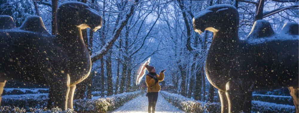 银装素裹下的中华大地 盘点宛如仙境的绝美雪景
