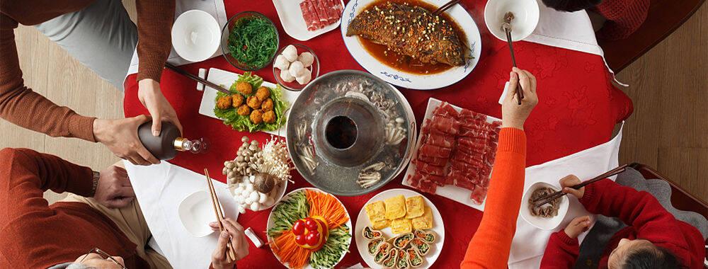 中国人对过年的向往 都藏在这些年味的小细节里
