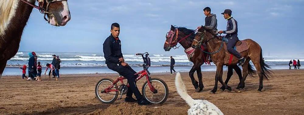 """摩洛哥街舞青年 拍出了《卡萨布兰卡》之外的""""北非巴黎"""""""