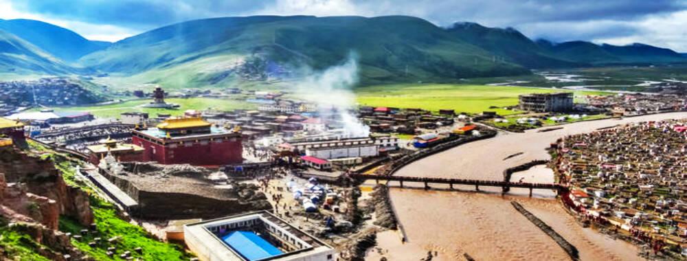 从色达到亚青寺 走进川西秘境开启一场荡涤心灵的朝圣之旅 | 大美中国