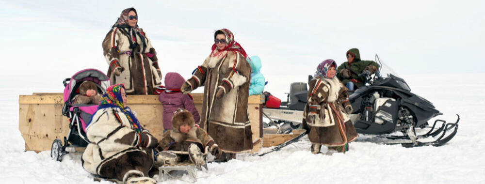 在财富遍地的极地 揭秘最后一支冰原驯鹿游牧民族如何生活 | 大师 IN 像