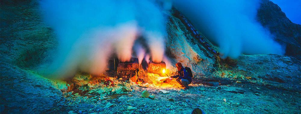 盘点全球最震撼的10大火山 最美的居然是中国这里