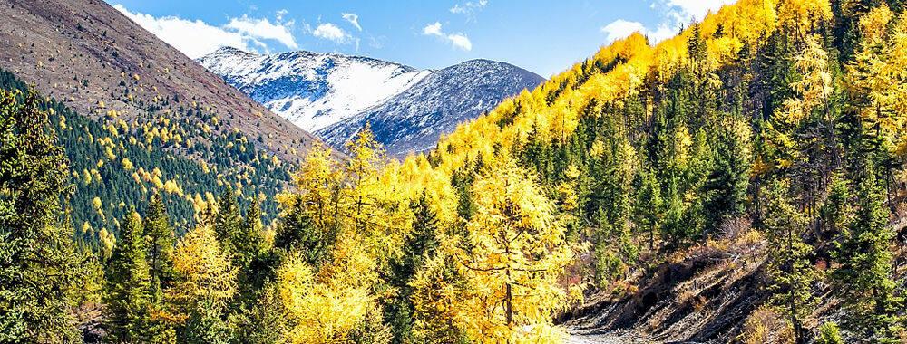 """去川藏大地的《香巴拉深处》 在川藏线上行走中国式的""""一号公路"""""""