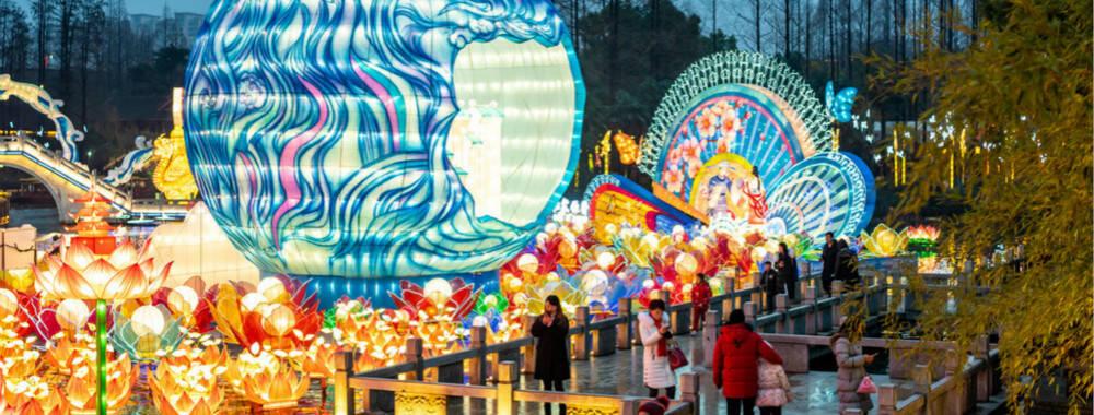 50万难求故宫元宵灯会一张票 不妨一睹散落在人间的最美灯火 | 大美中国直播