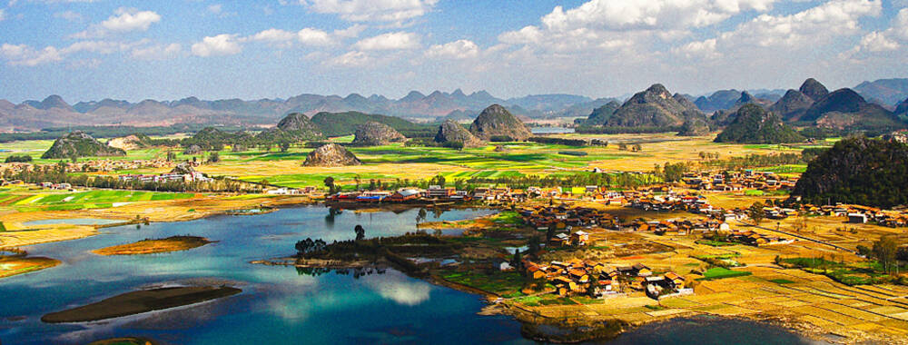 洱海和丽江之外 彩云之南还隐藏着这番奇幻风景|寻迹中国