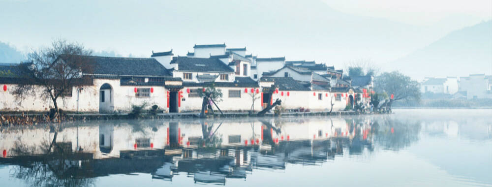 足不出户 看遍16幅山水人文画卷|大美中国