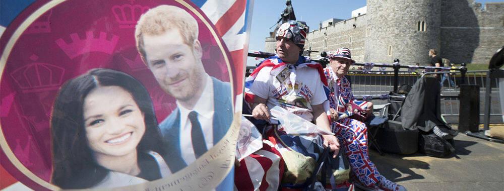哈里王子即将大婚!王室同款浪漫古堡婚礼你也能拥有