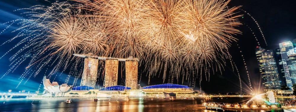 國慶假期即將結束 不妨去到世界各地再過幾個國慶節