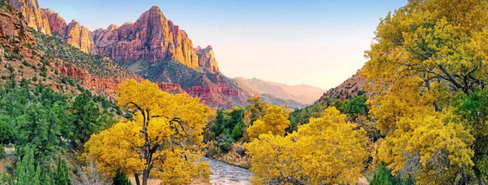 美国犹他州漫游纪:来自荒境的全速烈爱