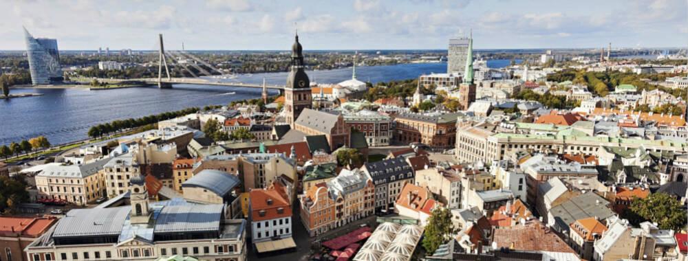 里加:在拉脱维亚首都触摸波罗的海心跳   全球GO