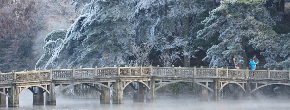 当季旅行去哪里?走遍国内这些地方体验冰火两重天