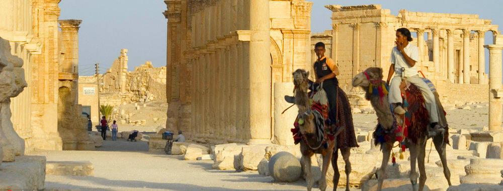 梦回叙利亚 战争印象之外的文明古国昔日如此之美