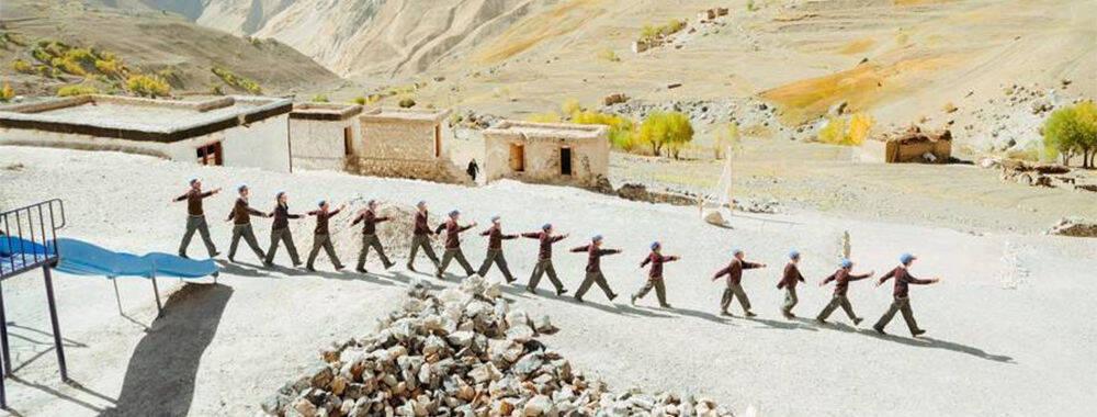 在喜马拉雅山脉另一侧 探访印度山谷的赞斯卡居民
