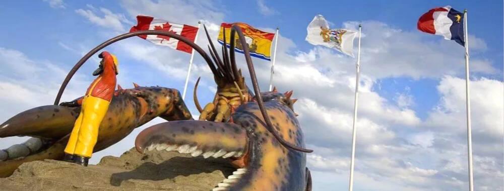 据说在加拿大大西洋沿岸 这里一日三餐都是龙虾!? | 赏味