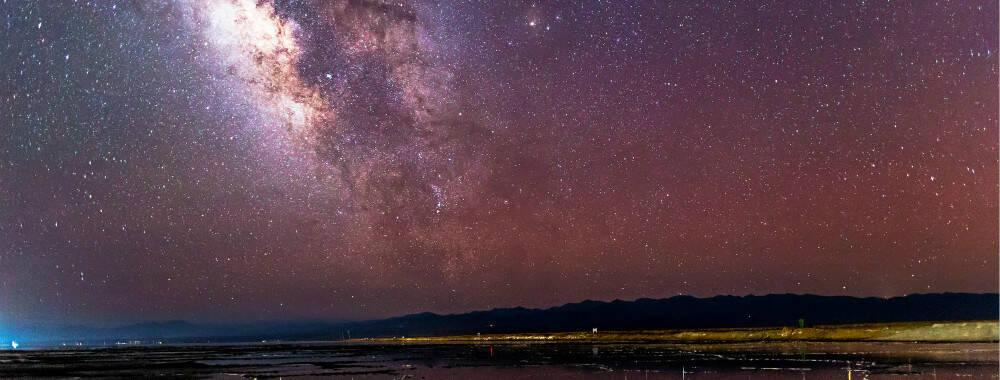 """青海海西:在""""夜空之镜""""的故乡 触摸天空与星辰"""