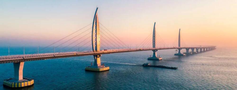 等了15年!港珠澳大橋今日通車 上橋之前這些知識點你需要知道