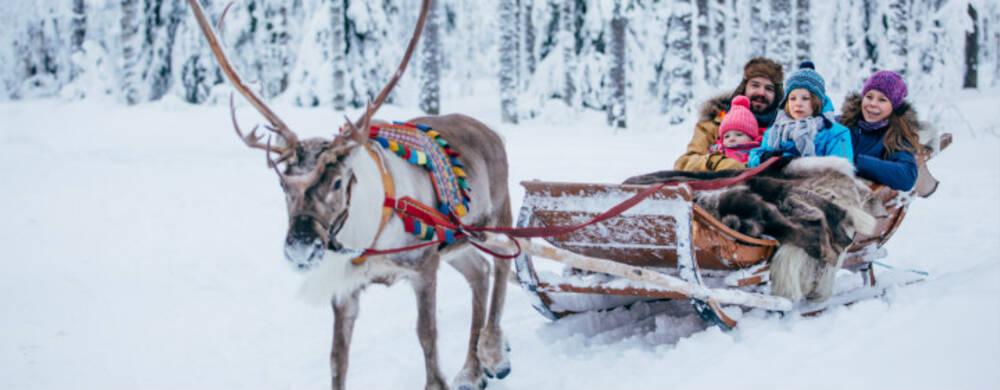 探秘芬兰圣诞老人村 童话照进现实 - 风帆页页 - 风帆页页博客