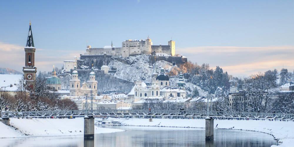萨尔茨堡:音乐大师的摇篮、《音乐之声》的故乡
