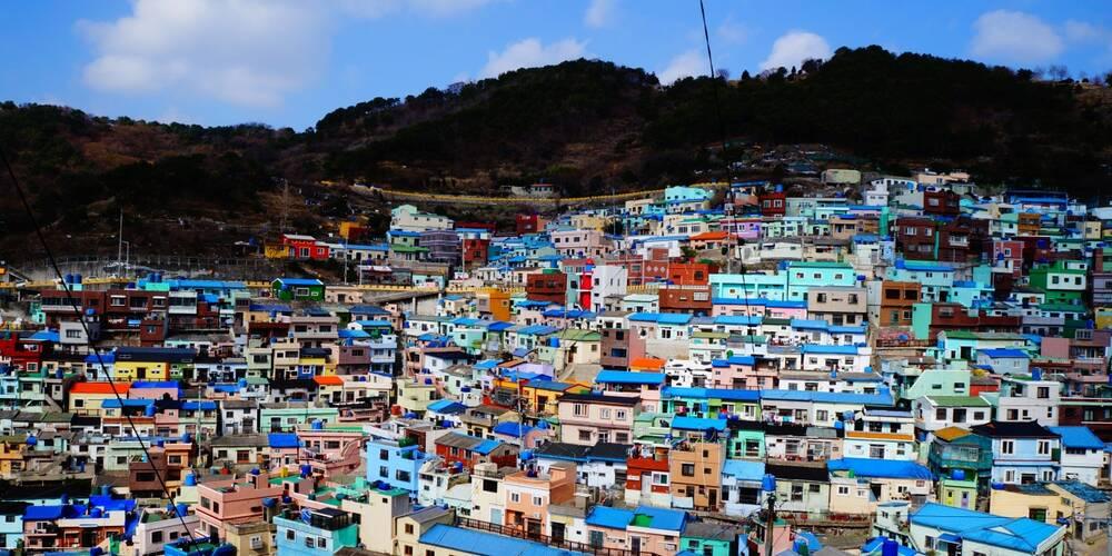 去釜山和济州岛 感受风光独特的海岸线