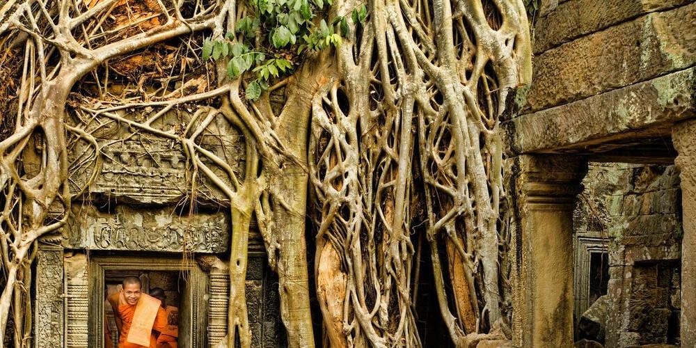 在柬埔寨无人海岛 体验与世隔绝的宁静 | 全球GO