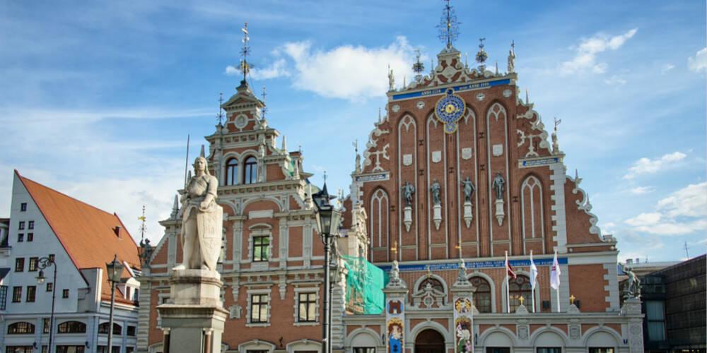 里加:在拉脱维亚首都触摸波罗的海心跳