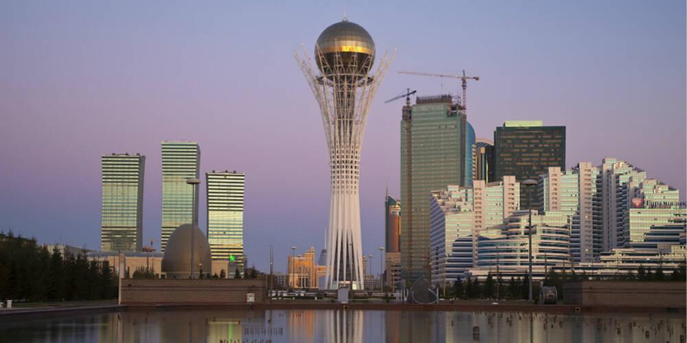 阿斯塔纳:中亚腹地一座令人惊喜的未来之城