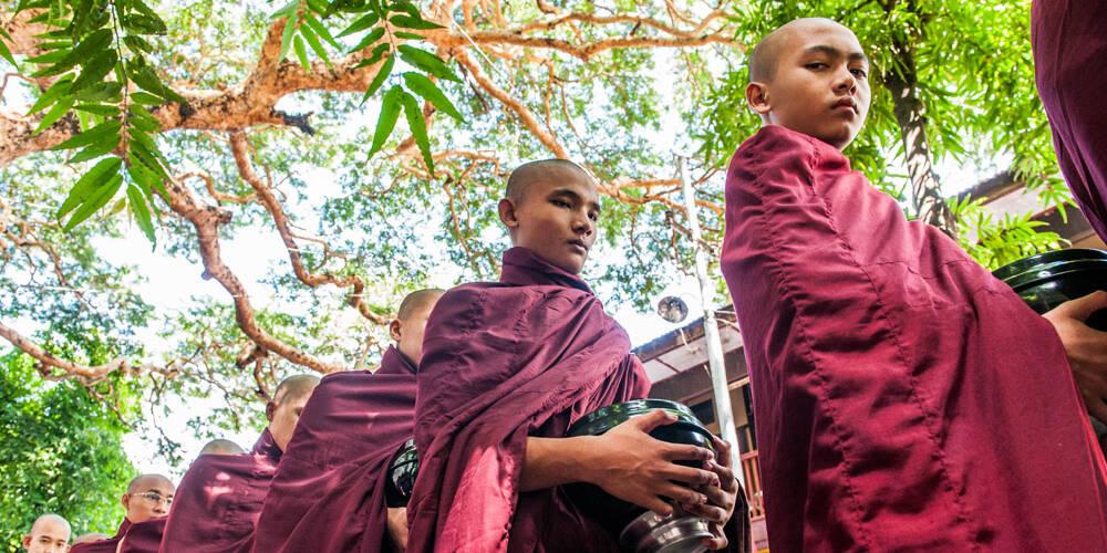 除了电影里著名的毒三角 你了解多少真正神秘的缅甸?
