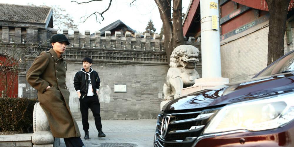 北京摇滚之路