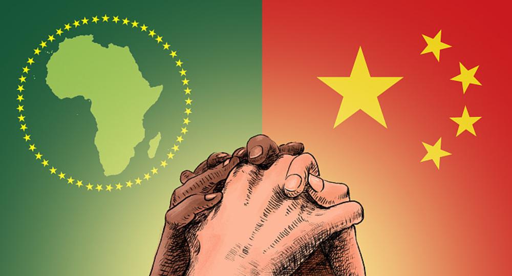 """中非这对50多年""""真老铁"""",靠啥秘诀来保鲜?"""