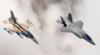 """日前""""咆哮殲-15""""模型登上國產航母,這款戰機的""""提早""""出現或許是在為隱身艦載機爭取時間。"""