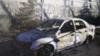 张家口爆炸事故 目击者:来不及撤,车一个挨一个炸