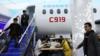 河南:高校打造航空主题餐厅 C919亮相