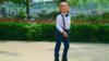 2018广场舞要火的一首歌!5岁小明星张俊豪亲自领舞!酷毙了!