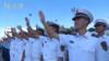 精彩丨海军辽宁舰航母编队离港视频震撼发布