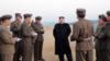 金正恩指导的尖端战术武器试验 金正日曾特别关照