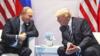 普京与特朗普简略谈及刻赤海峡局势 双方各执己见