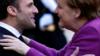 被错认成马克龙夫人 默克尔忙澄清:我是德国总理