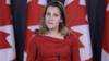 加拿大警告特朗普:不要用逮捕孟晚舟当谈判筹码