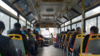 男子與公交司機拉扯致車撞電線桿 獲刑2年