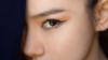 """""""美妆博主""""戚薇上线伦敦,她的水晶眼线我太可了!"""
