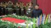 享年100岁!朝鲜最高人民会议议员黄顺姬逝世,金正恩偕夫人吊唁