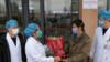 山东、江西首例治愈患者出院,11名医护人员病毒核酸检测转阴